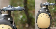 [TOPITRUC] Un nain de jardin qui nest pas un nain mais un Totoro de jardin