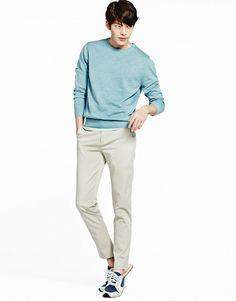 Kim Woo Bin - Giordano S/S 2015