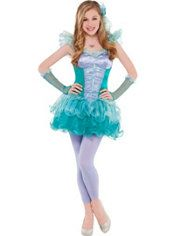 Teen Girls Ariel Costume, $39.99