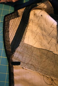 Gertie's New Blog for Better Sewing: 40s Jacket Deconstruction
