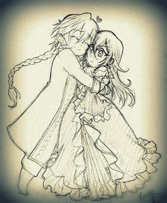 Jack & Lacie (Pandora Hearts)