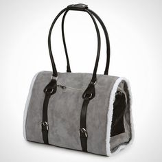 20 Smart and Stylish Pet Carriers via Brit + Co