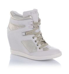 bea9425017cd Sneaker Guess - Sneaker Hayek Guess - Ventes-pas-cher.com