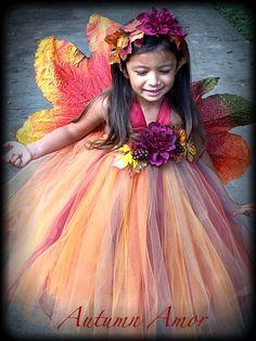 Fall Forever Lovely Tutu DRESS 12 MONTHS 2T 3T 4T 5T 6