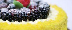 Torta ai frutti di bosco #cake #trastevere #breakfast