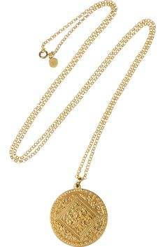 107 best gold pendants images on pinterest gold pendants coins love long gold pendant necklaces aloadofball