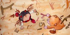 Il·lustració corresponent al conte 'El laberint dels tresors'. Escrit per Aleix Cabrera i publicat per Gemser.