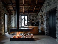 Restored Italian Farmhouse Stays True to Its Roots - PLAIN Magazine