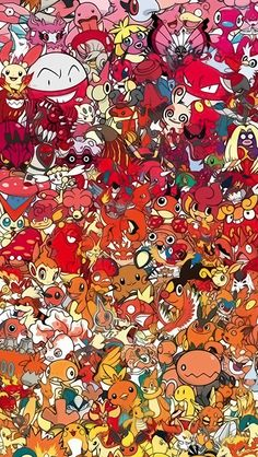Awesome Pokemon Collection Wallpaper Tap for more Pokemon Pattern… 150 Pokemon, Pokemon Red, Cute Pokemon, Iphone 6 Wallpaper Tumblr, Wallpaper Backgrounds, Wallpapers, Pokemon Backgrounds, Pokemon Coloring Pages, Nintendo