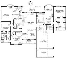 1000 images about floor plans on pinterest house plans for Master bedroom with sitting room floor plans