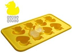 Quack Quack Ice Tray - because square is boring! Duck Toy, Duck Duck, Duck Season, Quack Quack, Shops, Reveal Parties, Rubber Duck, Baby Shower Decorations, Party Planning