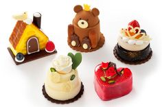 #charactercakes