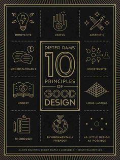 Klasyk na dzisiaj: 10 zasad dobrego designu Dietera Ramsa.