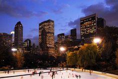 Disfruta del patinaje sobre hielo con http://www.pistadehielo.com