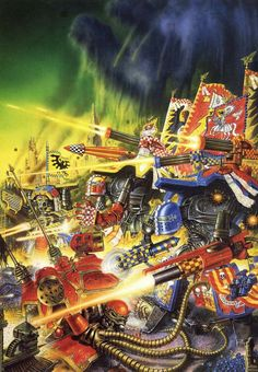 Collegia Titanica - Warhammer 40K Wiki - Space Marines, Chaos, planets, and more