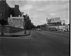 Title: Belvidere Street Creator: Adolph B. Rice Studio Date: 1958 Oct. Confederate States Of America, Richmond Virginia, Home And Away, Vintage Photography, Historical Photos, The Neighbourhood, Street View, Memories, History