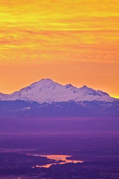 ✯ Mt. Baker And Fraser Valley