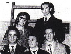 nando,Roberto,Marcelo et Panchito