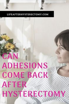 How can you reduce your risk of developing adhesions after hysterectomy surgery? And what are the symptoms if they reoccur? Endometriosis And Fertility, Endometriosis Specialist, Life After Hysterectomy, Endometriosis Symptoms, Endometriosis Awareness, Fibroid Diet, Fibroid Surgery, Bladder Prolapse