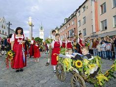 Gäuboden Folk Festival Straubing from 09.08. to 19.08.2013