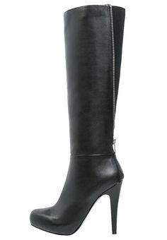 ALDO PALEVEN Platform boots black
