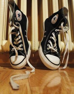 Converse. these should probably be on here because i have about 6 pairs...haha