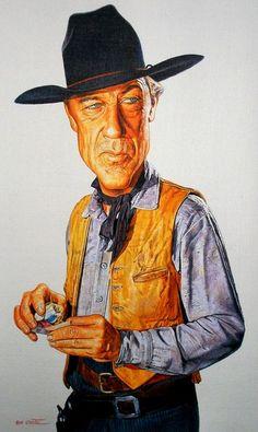 Charles da Costa - Dessinateur Caricaturiste - Gary Cooper