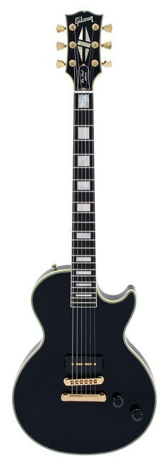 Gibson Custom Shop Les Paul Custom Limited Edition Single P 90 Guitar Amp, Cool Guitar, Acoustic Guitar, Les Paul Custom, Gibson Les Paul, Gibson Sg, Gretsch, Epiphone, Paul Reed Smith