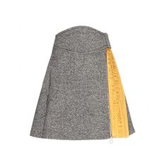 mytheresa.com - Wool-blend skirt with pleats - Knee-length - Skirts - Clothing - Luxury Fashion for Women / Designer clothing, shoes, bags