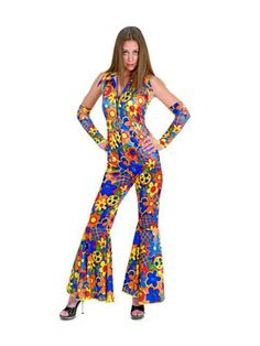 Check out Hippie Love Woman Costume - Wholesale 60s Costumes for Women from Wholesale Halloween Costumes