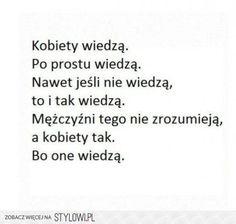 Stylowi.pl - Odkrywaj, kolekcjonuj, inspiruj Polish Language, Funny Me, Good Mood, True Stories, Wise Words, I Laughed, Texts, Lyrics, Jokes