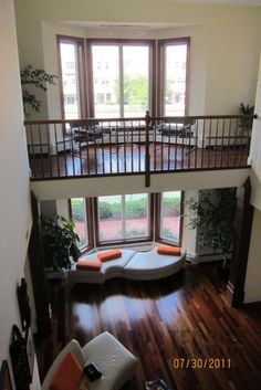 Residential: Jersey City, 2nd floor views
