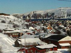 Båtsfjord in Finnmark