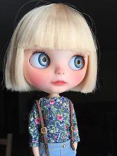 Ooak custom blythe doll custom by Zuzana ( Blytheadore)
