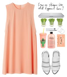 """""""Untitled #51"""" by kell-a ❤ liked on Polyvore featuring philosophy, Alexander Wang, NDI, Sunnylife and 100% Pure"""
