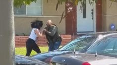 Video Appears To Show Federal Officer Destroying Woman's Cellphone