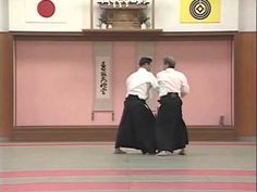 How to properly preform atemi in Aikido - YouTube