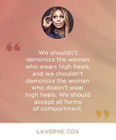 Must-read truths on womanhood from Laverne Cox, Janet Mock and other remarkable trans women