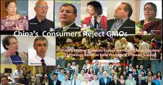 China's Consumers Reject GMOs. WAKEUP USA !