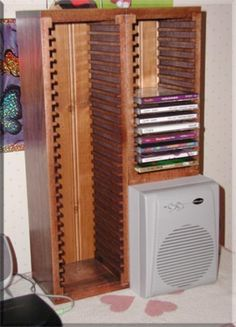 55 Best Dvd Cabinet And Storage Images Dvd Cabinets Wood Projects