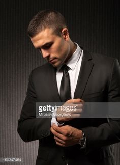 Stock Photo : Fashion man