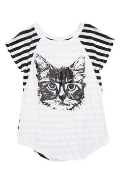 Ten Sixty Sherman Graphic Tee (Big Girls) available at #Nordstrom