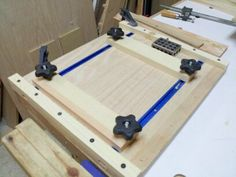 Crate Assembly jig