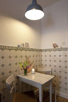 Wohnung und Büro von Eva Marguerre aus dem Designstudio Besau Marguerre