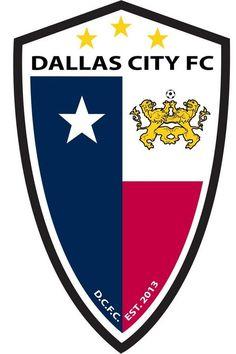 2013, Dallas City FC (Dallas, Texas) Roffino Stadium (Bishop Lynch High School) Conf: South Central / Div: South #DallasCityFC #DallasTexas #NPSL (L8672)
