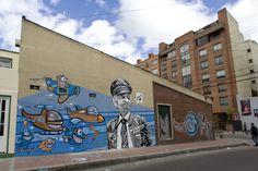 Art Project Colombia - DJLU & PEZ #StreetArt