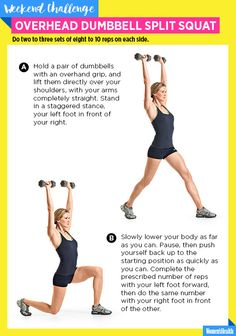 This Anyone-Can-Do Move Works ALL the Muscles~ boom! ~glutes, legs, core, arms, shoulders, back
