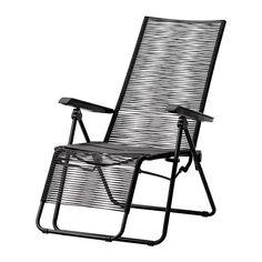 VÄSMAN Deck chair, outdoor IKEA