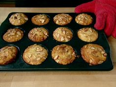 Get this all-star, easy-to-follow Parsnip Muffins recipe from Alton Brown