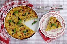 Il Pasticcio di patate e gorgonzola è una sorta di sformato, o torta salata, da preparare come portata unica, o come antipasto. Una pietanza davvero semplice da fare in 1 ora, tra preparazione e cottura.